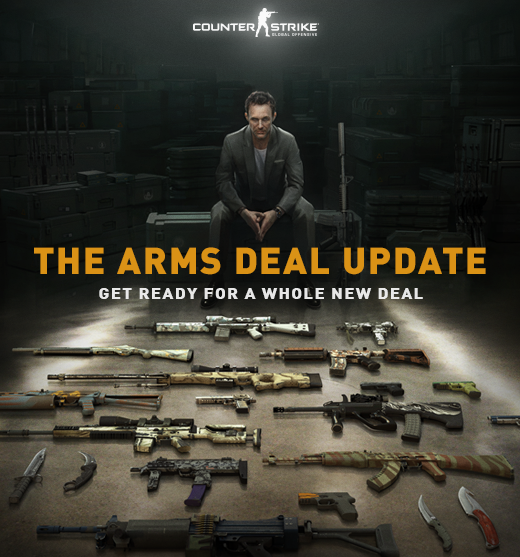 [CS:GO] – So funktionieren die Waffenskins – Arms Deal