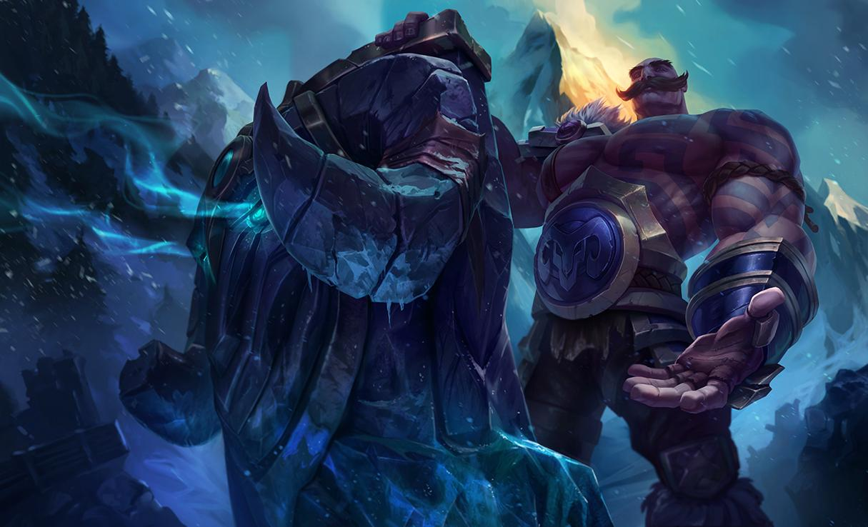 [League of Legends] Braum – Neuer Support Champion enthüllt