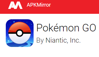 Pokémon Go Android APK Download