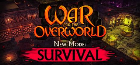 War for the Overworld 75% reduziert auf Steam