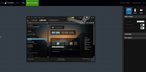 Steam Skins Steam Customizer Live Editor