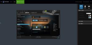 Steam Skins Steam Customizer Live Editor