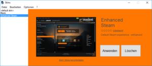 Steam Skins Steam Customizer Tool