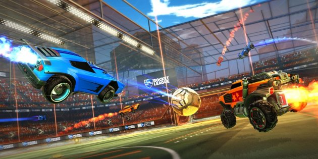 Rocket League – Wall Air Dribble Video Tutorial