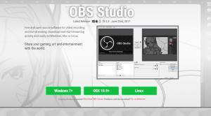 OBS download