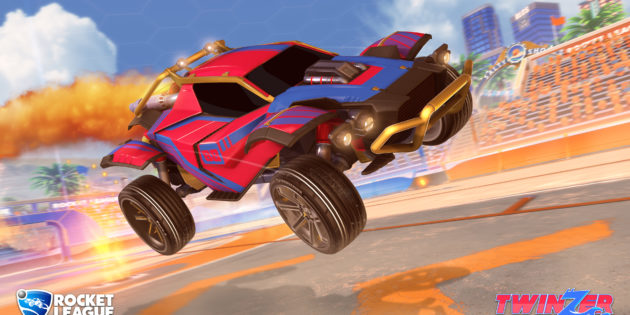 Rocket League – Patch Notes v1.45 [Salty Shores Update]