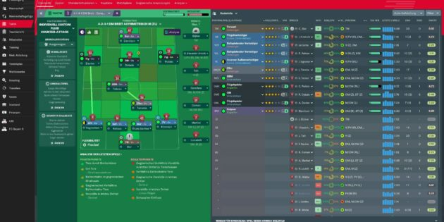 Football Manager 2019 – Dark Theme / Skin aktivieren